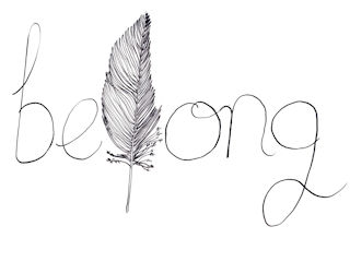 Belong Logo website